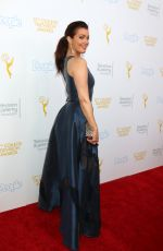 BELLAMY YOUNG at 37th College Television Awards in Los Angeles 05/25/2016