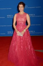 BELLAMY YOUNG at White House Correspondents' Dinner in Washington 04/30/2016