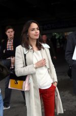 BERENICE BEJO at Nice Airport 05/11/2016