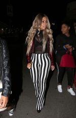 BLAC CHYNA Arrives at the Rihanna