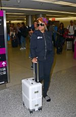 BLAC CHYNA at Miami Airport 05/11/2016