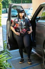 BLAC CHYNA Out and About in Los Angeles 05/24/2016