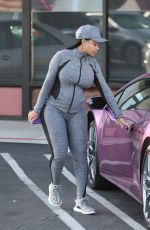 BLAC CHYNA Out in Reseda 05/20/2016
