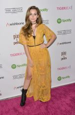 BREC BASSINGER at Tigerbeat Magazine Launch Party in Los Angeles 05/24/2016