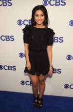 BRENDA SONG at 2016 CBS Upfront in New York 05/18/2016