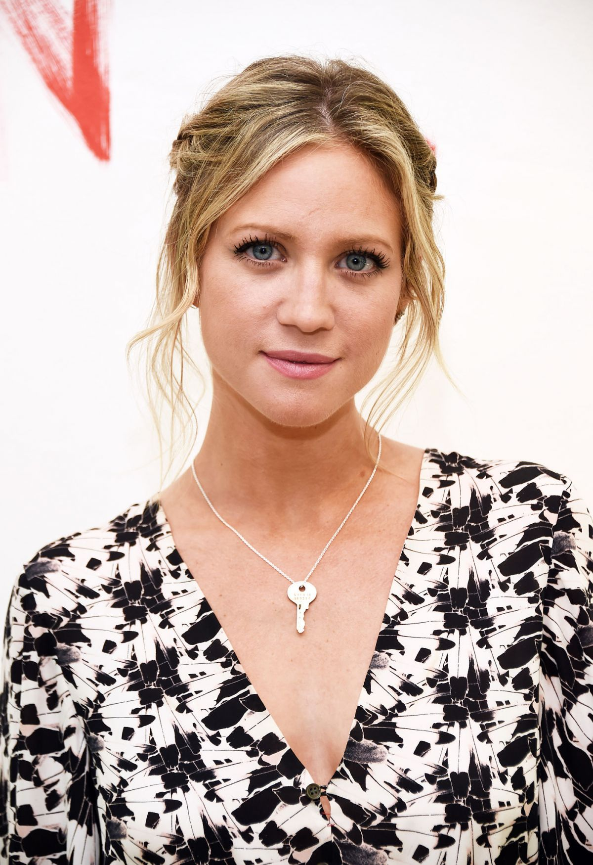 BRITTANY SNOW at Love is Louder Pop Up Shop Event in West Hollywood 05/14/2016