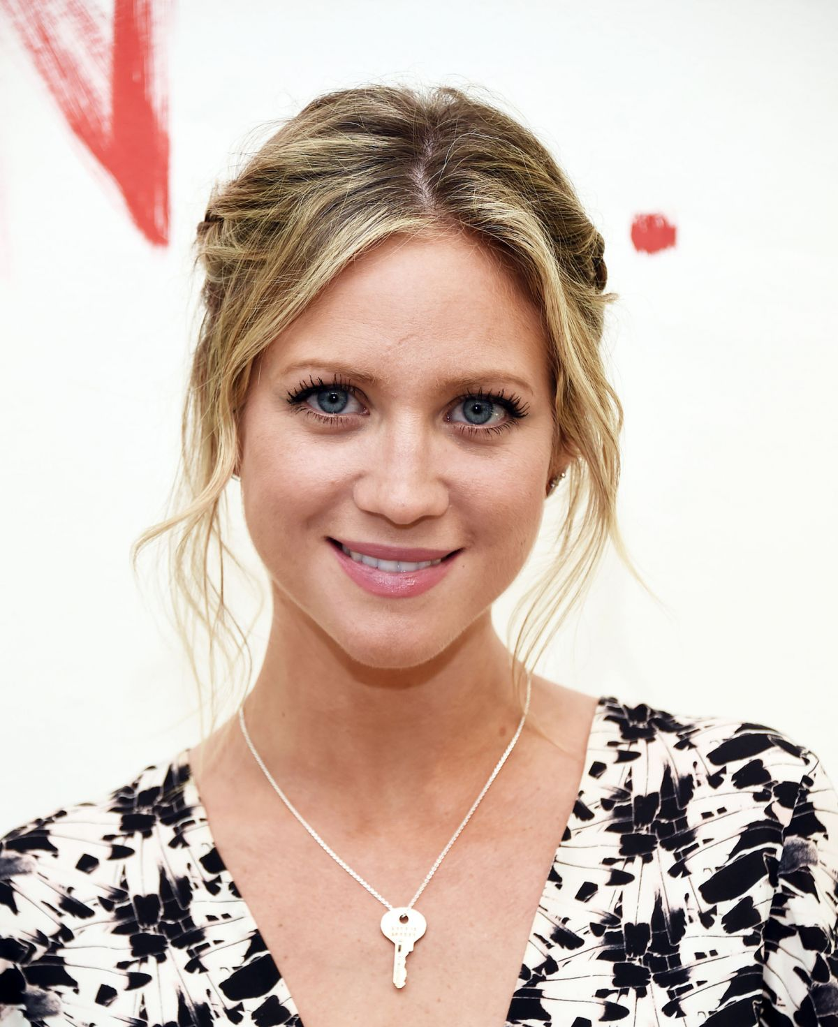 BRITTANY SNOW at Love is Louder Pop Up Shop Event in West ... Brittany Snow