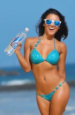 BRUNA TUNA in Bikini for 138 Water Photoshoot in Malibu