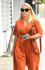 BUSY PHILIPPS Out and About in West Hollywood 05/05/2016