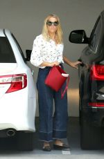 BUSY PHILIPPS Out and About in West Hollywood 05/16/2016
