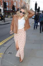CAGGIE DUNLOP at Aya Silk Launch Party in London 05/20/2016
