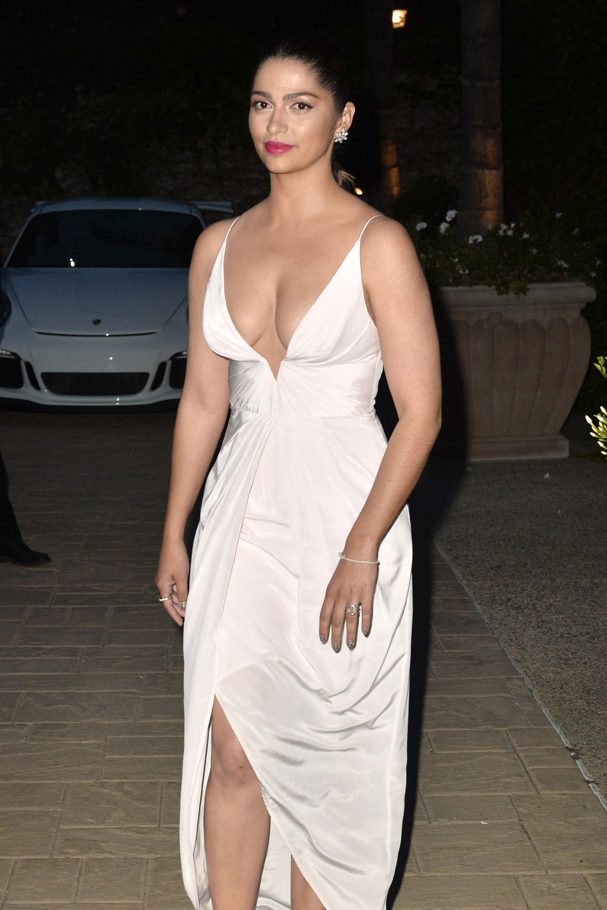 CAMILA ALVES at 'Goldie's Love in for Kids' in Los Angeles 05/06/2016