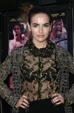 CAMILLA BELLE at