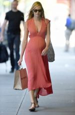 CANDICE SWANEPOEL Out Shopping in New York 05/12/2016