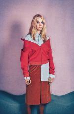 CARA DELEVINGNE by Mario Sorrenti for W Magazine, June 2016
