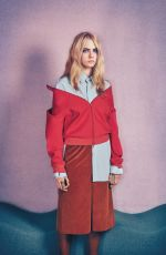 CARA DELEVINGNE for W Magazine by Mario Sorrenti, June 2016 Issue