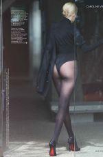 CAROLINE VREEAND in GQ Magazine, June 2016 Issue