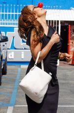 CARRIE ANN INABA at DWTS Studio in Hollywood 05/18/2016