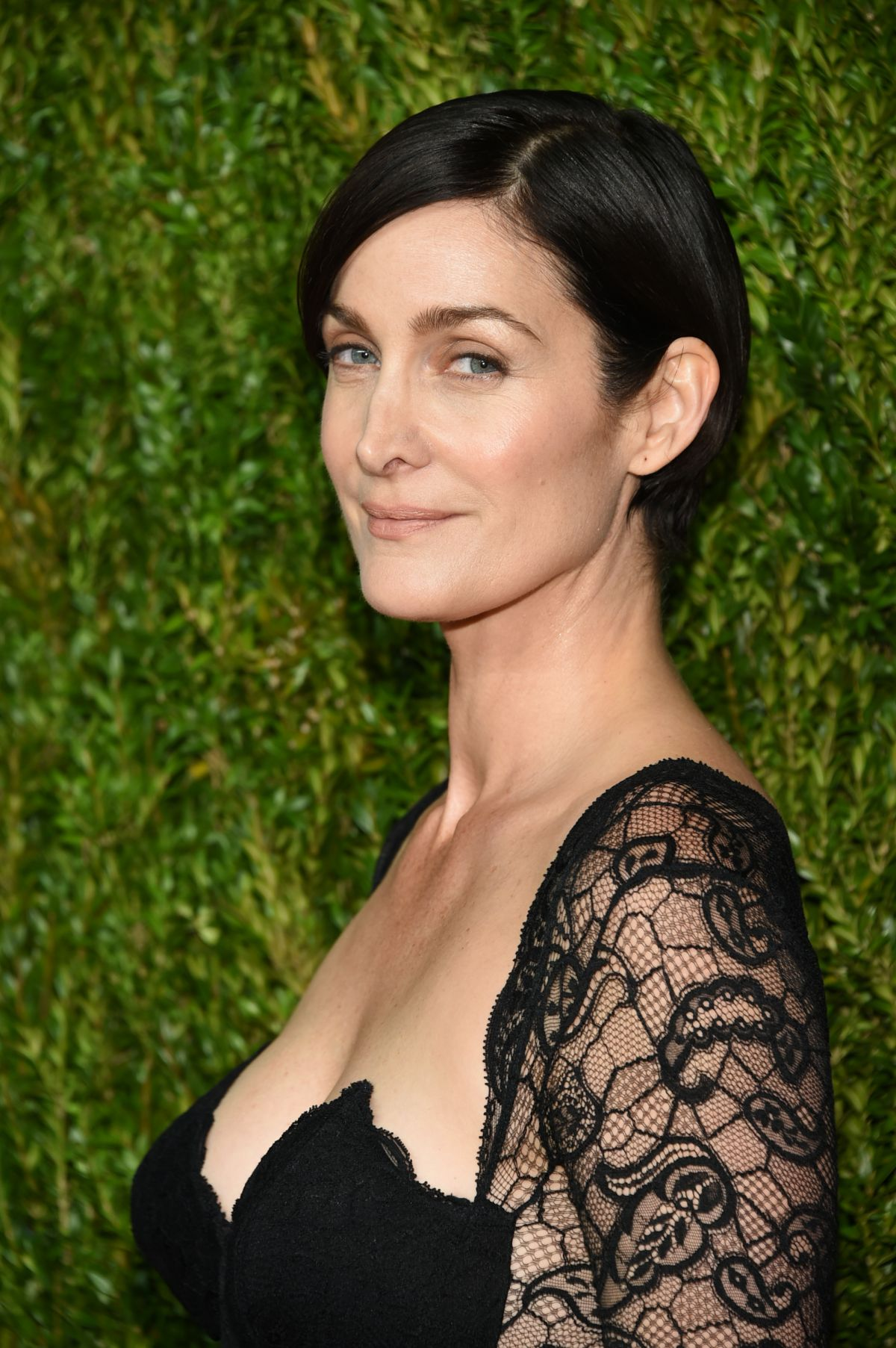 CARRIE-ANNE MOSS at 75th Annual Peabody Awards in New York
