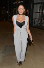 CASEY BATCHELOR at Moet Ice Imperial Rose Launch Party in London 05/17/2016