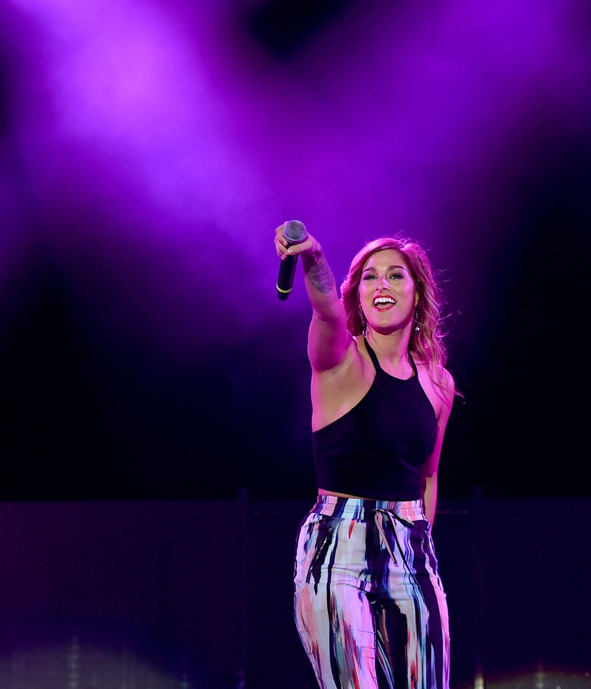 CASSADEE POPE at 2016 Stagecoach California