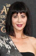 CATHERINE BELL at Alice Through the Looking Glass Premiere in Hollywood 05/23/2016