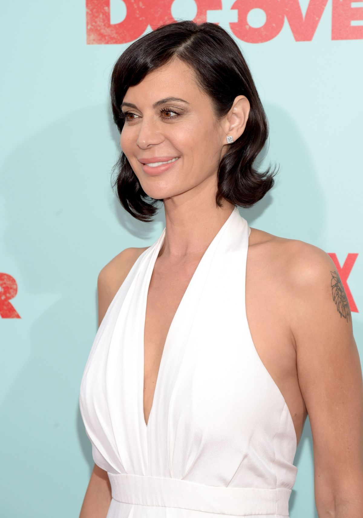CATHERINE BELL at