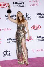CELINE DION at 2016 Billboard Music Awards in Las Vegas 05/22/2016