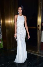 CHANEL IMAN at 2016 Gordon Parks Foundation Awards Dinner in New York 05/24/2016