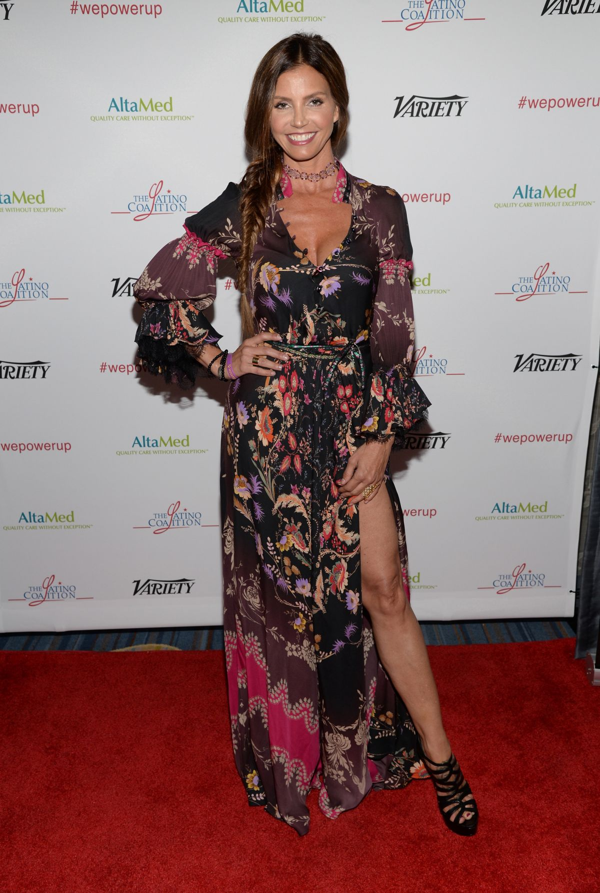 CHARISMA CARPENTER at Altamed Power Up We Are the Future Gala in Beverly Hills 05/12/2016