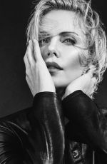 CHARLIZE THERON in V agazine #101, Summer 2016
