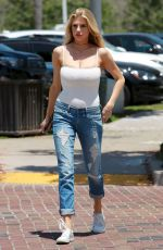 CHARLOTTE MCKINNEY Out and About in Malibu 05/26/2016
