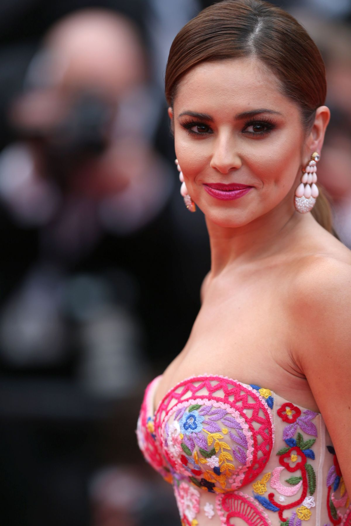 Cheryl Cole At Slack Bay Premiere At 69th Cannes Film