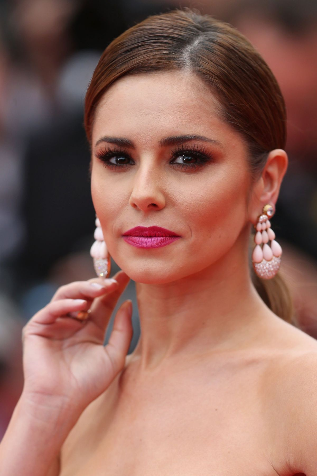 CHERYL COLE at 'Slack Bay' Premiere at 69th Cannes Film ... Cheryl Cole
