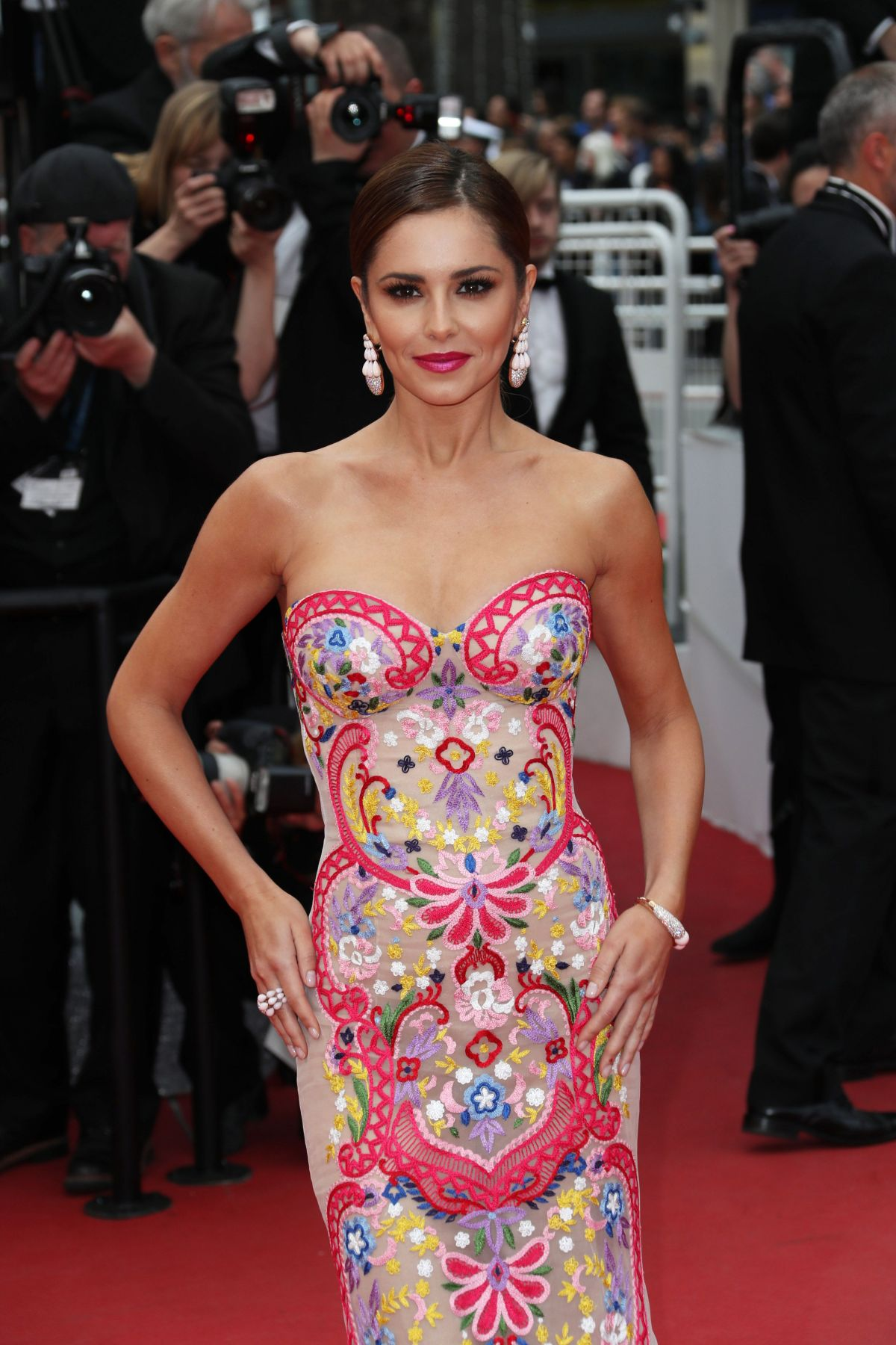 Cheryl Cole At Slack Bay Premiere At 69th Cannes Film Festival 05