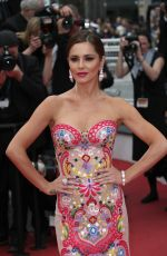 CHERYL COLE at 'Slack Bay' Photocall at 69th Cannes Film Festival 05/43/2016