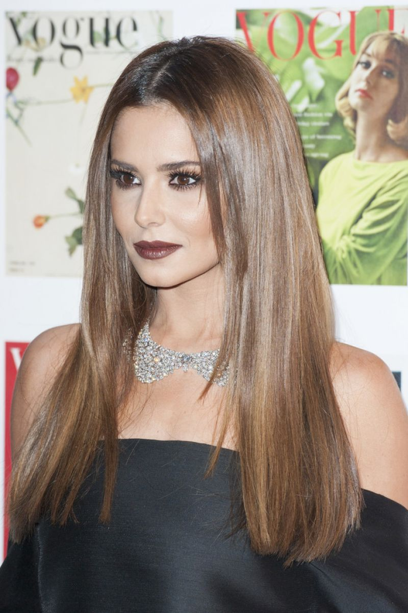CHERYL COLE at Vogue 100th Anniversary Gala Dinner in ... Cheryl Cole