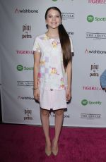 CHLOE EAST at Tigerbeat Magazine Launch Party in Los Angeles 05/24/2016