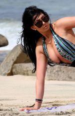 CHLOE FERRY in Swimsuit at a Beach in Cape Verde 05/29/2016