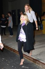 CHLOE MORETZ Arrives at Watch What Happens Live in New York 05/09/2016