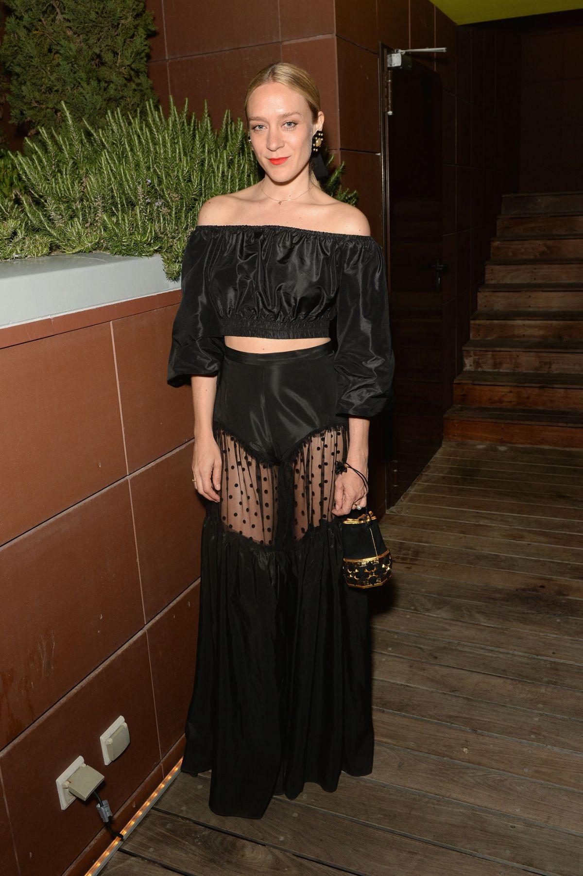 CHLOE SEVIGNY at Amazon Studios at 2016 Cannes Film Festival 05/15/2016