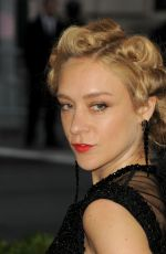 CHLOE SEVIGNY at Costume Institute Gala 2016 in New York 05/02/2016