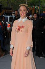 CHLOE SEVIGNY at 'Love & Friendship' Premiere in New York 05/10/2016