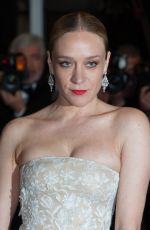 CHLOE SEVIGNY at Personal Shopper Premiere at 2016 Cannes Film Festival 05/17/2016
