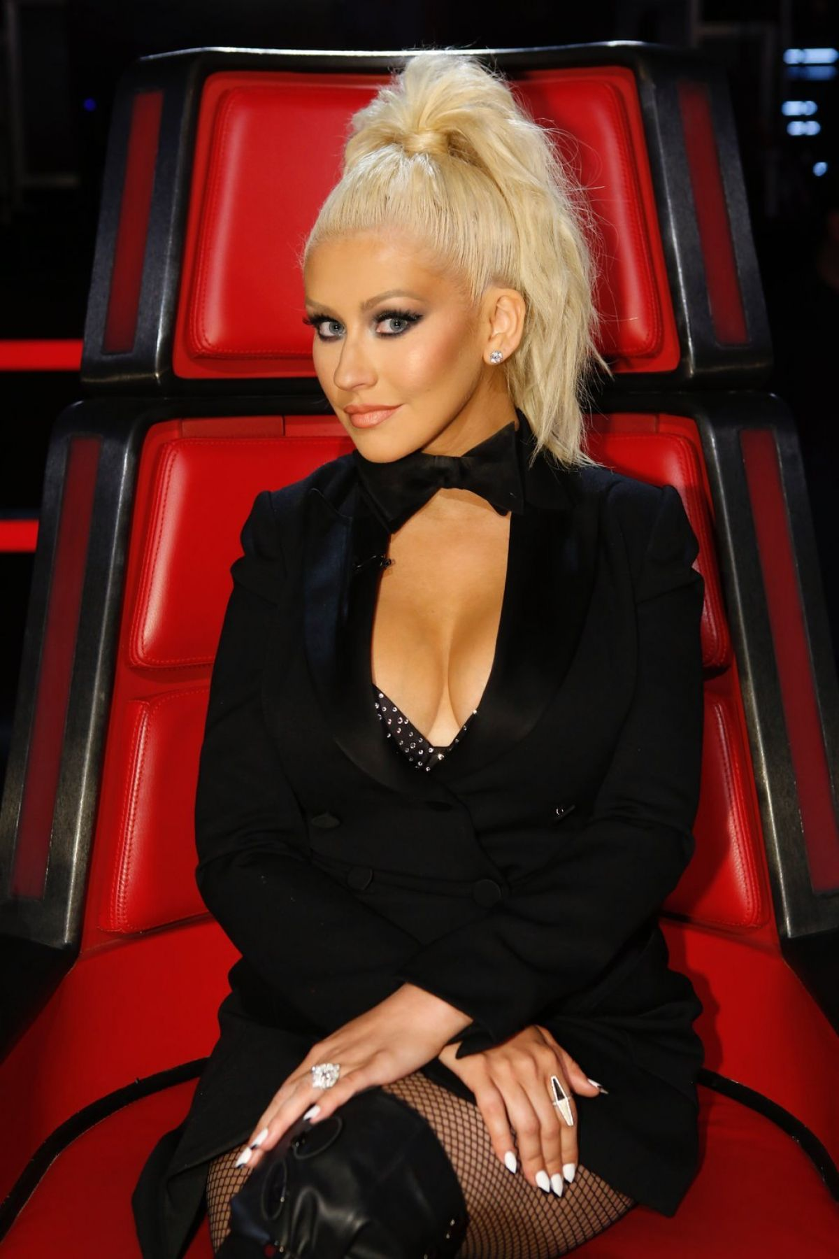 CHRISTINA AGUILERA - The Voice Season 10 Promos