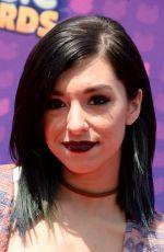 CHRISTINA GRIMMIE at 2016 Radio Disney Music Awards in Los Angeles 04/30/2016