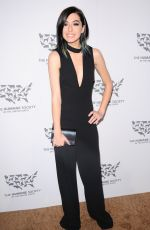 CHRISTINA GRIMMIE at Humane Society of the United States to the Rescue Gala in Hollywood 05/07/2016