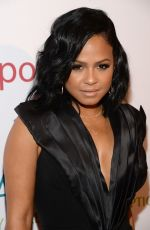 CHRISTINA MILIAN at Altamed Power Up We Are the Future Gala in Beverly Hills 05/12/2016
