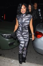 CHRISTINA MILIAN at District Night CLub in West Hollywood 05/13/2016