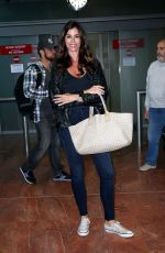 CHRISTINA PITANGUY Arrives at Nice Airport 05/16/2016